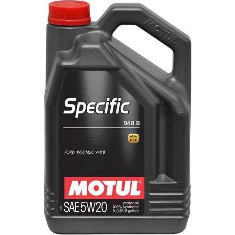Motul SPECIFIC 948 B 5W20 5L