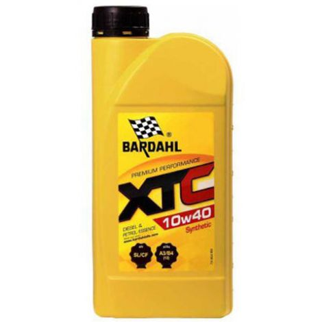 Bardahl - XTC 10W40 1L