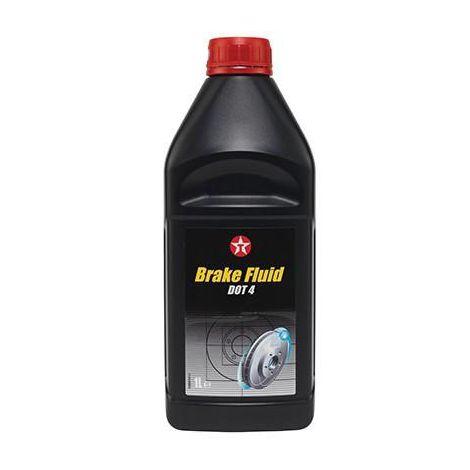 Texaco - Спирачна течност DOT 4 1L