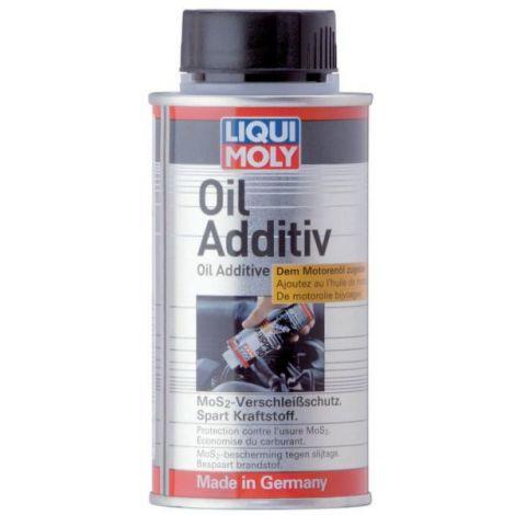 Liqui Moly Добавка антифрикционна за масло с МоS2 125ml