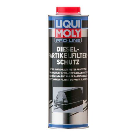 Liqui Moly Pro Line - Добавка за защита на DPF филтър