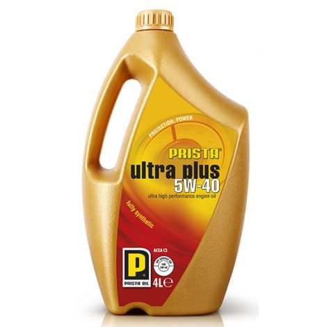 Prista Ultra Plus SAE 5W40 1L