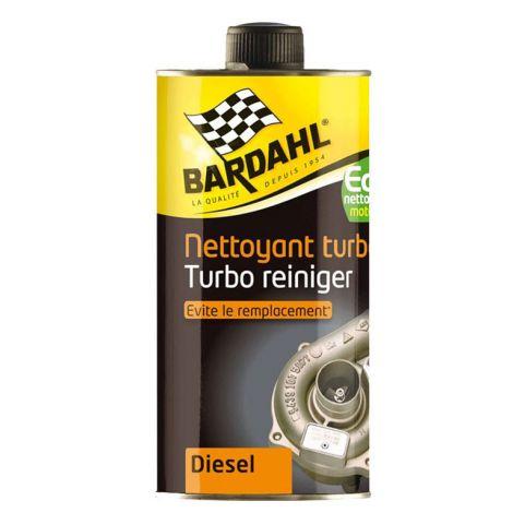 Bardahl - Почистване на турбото
