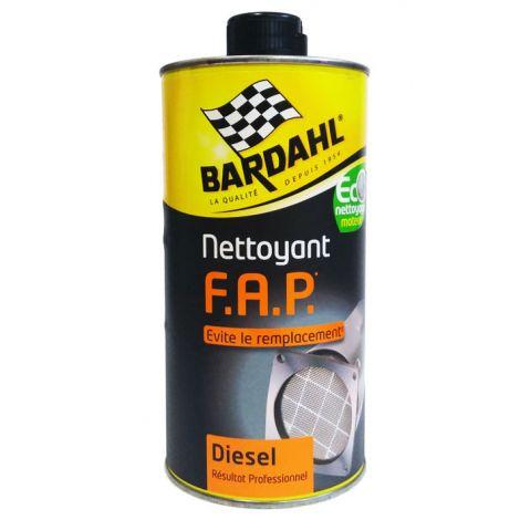 Bardahl - Почистване на филтър за твърди частици (DPF)