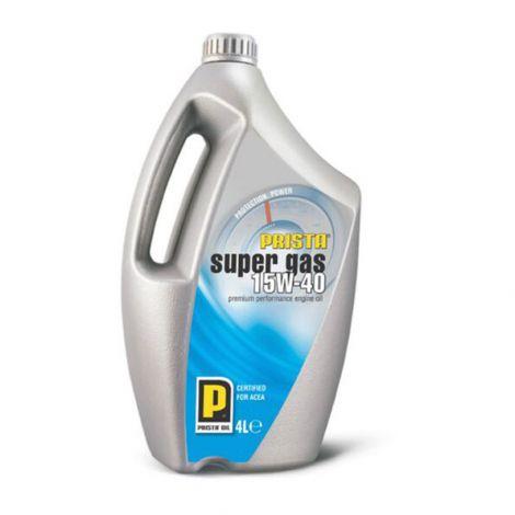 Prista Super Gas SAE 15W40 4L
