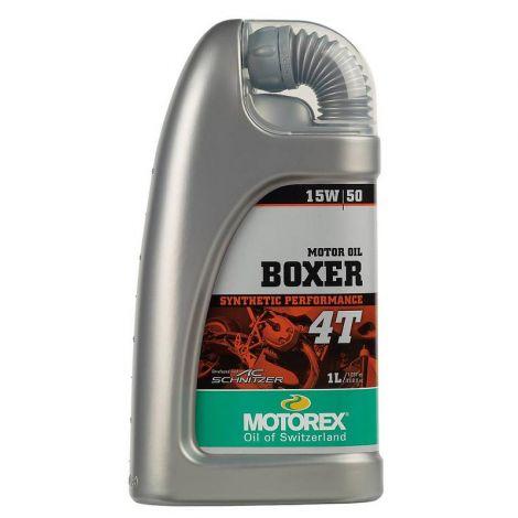Motorex BOXER 4T 15W50 1L