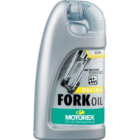Motorex Racing Fork Oil 15W 1L