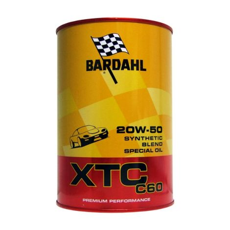 Bardahl - XTC C60 20W50 1L