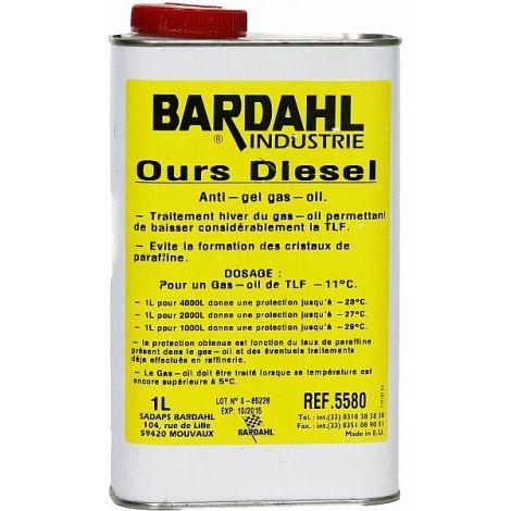 Bardahl - Дизел антифриз-препарат против замръзване