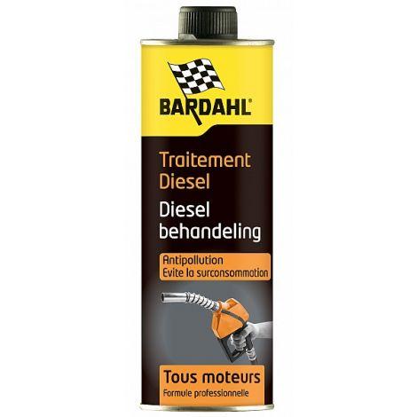 Bardahl - Продукт  за пълно изгаряне на горивото - дизел