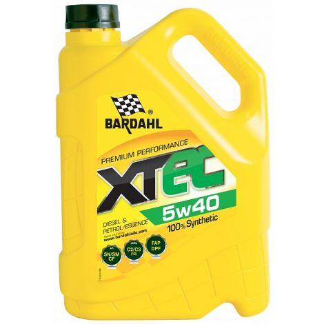 Bardahl - XTEC 5W40 5L