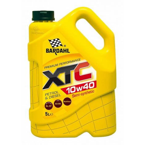 Bardahl - XTC 10W40 5L