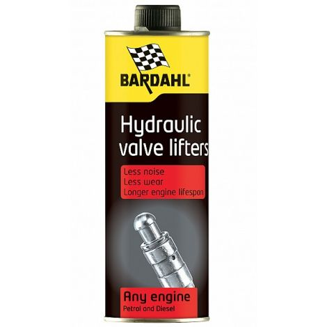 Bardahl - Поддръжка хидравлични повдигачи