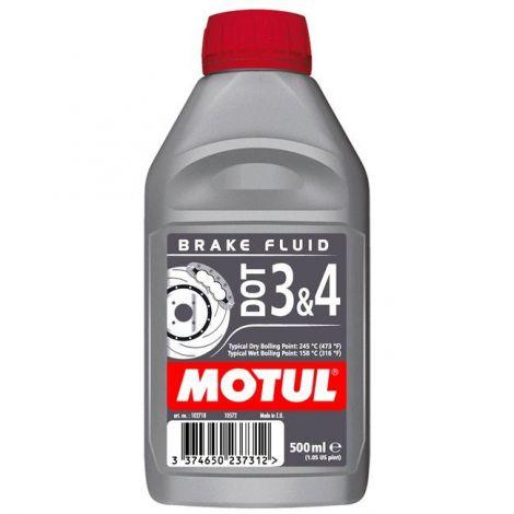 Motul DOT 3-4 - Спирачна течност
