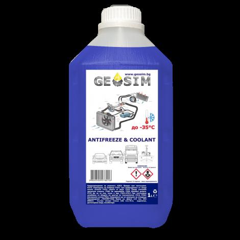 Geosim - Антифриз Син G11 1L