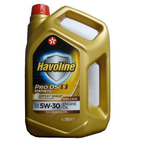 Texaco HAVOLINE ProDS V SAE 5W-30 4L