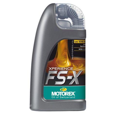 Motorex XPERIENCE FS-X SAE 10W60 1L